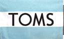 TOMS クーポンコード